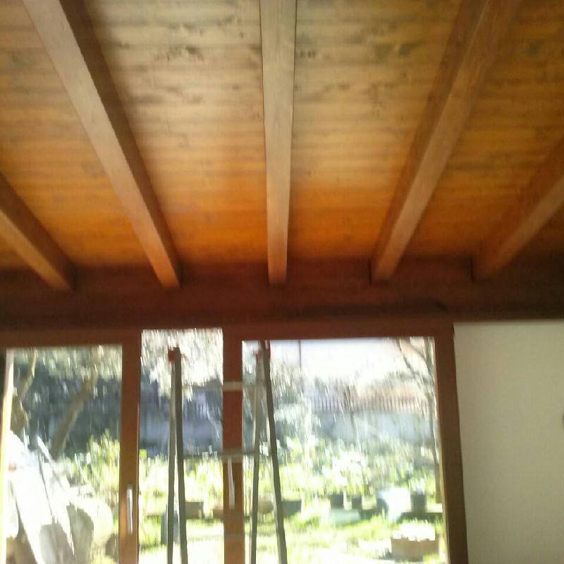 Soffitto Interno casa